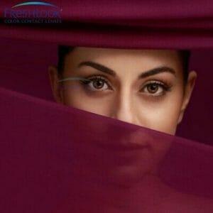 Buy Freshlook Brown ColorBlends Collection Contact lenses in Pakistan @ Freshlooklens.pk