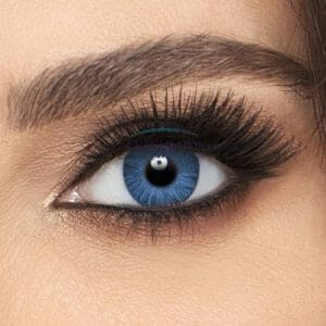 Buy Freshlook Brilliant Blue Contact lenses ColorBlends Collection in Pakistan @ Freshlooklens.pk | All Collections of FreshLook are available.