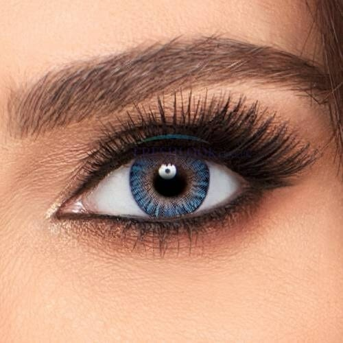 Buy Freshlook Blue Contact lenses ColorBlends Collection in Pakistan @ Freshlooklens.pk | All Collections of FreshLook are available.