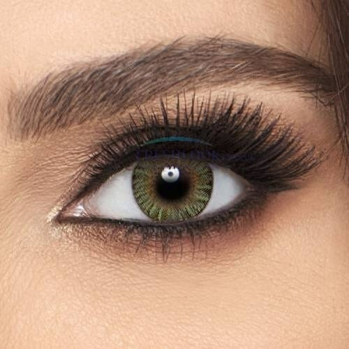 Buy Freshlook Green Contact lenses ColorBlends Collection in Pakistan @ Freshlooklens.pk | All Collections of FreshLook are available.
