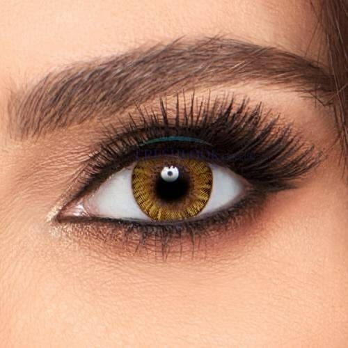 Buy Freshlook Pure Hazel Contact lenses ColorBlends Collection in Pakistan @ Freshlooklens.pk | All Collections of FreshLook are available.