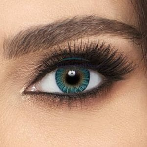 Buy Freshlook Turquoise Contact lenses ColorBlends Collection in Pakistan @ Freshlooklens.pk | All Collections of FreshLook are available.